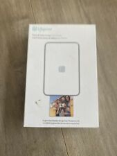 Used Lifeprint 2x3 Instant Print Camera for iPhone