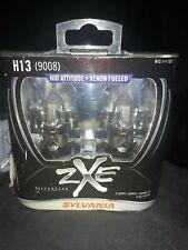 Sylvania Silverstar ZXE 9008 H13 65/55W Two Bulbs Head Light High Low Upgrade OE