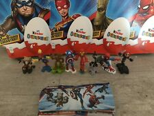 Komplettsatz Marvel Heroes - 2020 - orig. Ferrero █▓▒░♥.·:*¨¨*:·.♥░▒▓█