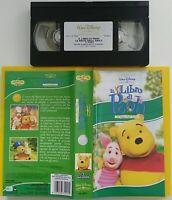 Il Libro Di Pooh - La Magia Degli Amici (VHS - Walt Disney)