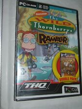 The Wild Thornberry's Rambler / Movie PC GAME NEW Windows 98 /Me / 2000 / XP x64