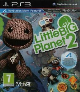 Little Big Planet 2 PS3 PlayStation 3 aus game