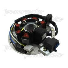 7 Coil 5 wire Stator For 2 Stroke Alpha Sports 50 70 90cc ATV 1PE40QMB,1PE50QMF