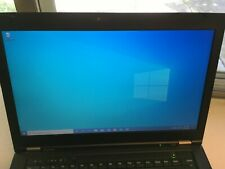 Lenovo ThinkPad T430 Windows 10 Pro 8GB Ram 512GB SSD MS Office