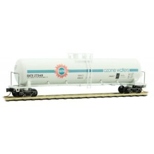 N Scale - MICRO-TRAINS LINE 110 00 400 OZONE WATERS 56' General Service Tank Car