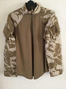 British Army Desert Sand Brown UBAC shirts