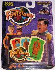 The Flintstones Rescue of Pebbles and Bam Bam Card Game