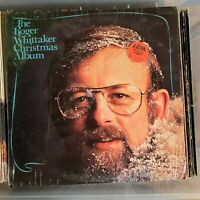 The Roger Whittaker Christmas Album - vintage 1978 RCA vinyl LP - Tiny Angels