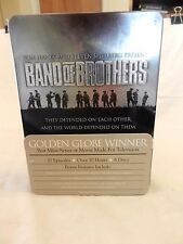 Band of Brothers (Dvd, 2002, 6-Disc Set) in Metal Tin