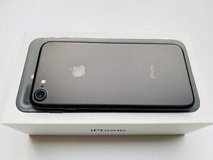 Apple iPhone 7   32GB   Black Matt   Unlocked   A1778