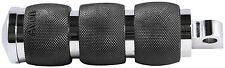 Avon Grips - FP-AIR-90-CH - Air Cushioned Footpegs, Chrome
