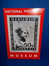 1950 National Philatelic Museum Republik Indonesia Vol.Ii No. 4