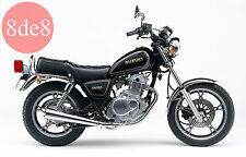 Suzuki GN 250 (1982-83) - Manual de taller en CD (En inglés)
