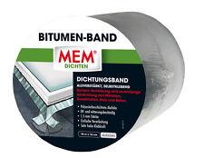 MEM Bitumen-Band 15 cm x 10 m alu