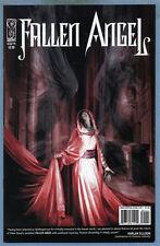 Fallen Angel #1 2005 Peter David JK Woodward IDW Comics