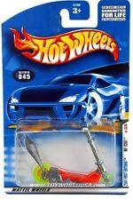 2001 Hot Wheels #45 First Edition Mo' Scoot painted hw logo