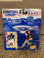 1997 STARTING LINEUP JOHN JAHA ACTION FIGURE BASEBALL MLB MILWAUKEE BREWERS