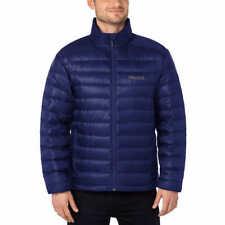 NWT Marmot Men's Azos Down Winter Jacket Puffer MEDIUM Arctic Navy 700 Fill NEW