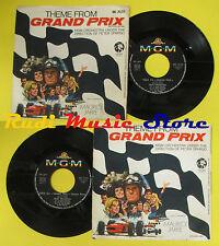 LP 45 7'' MGM ORCHESTRA Tema da grand prix MAURICE JARRE 1967 italy no cd mc dvd
