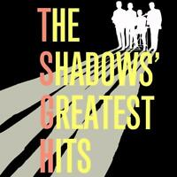 THE SHADOWS - GREATEST HITS CD ~ APACHE +++ HANK MARVIN GUITAR ~ BEST OF *NEW*