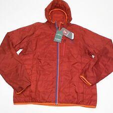 $99 L.L. Bean Men's Pimaloft Superlight Jacket Size Large Cayenne NWT