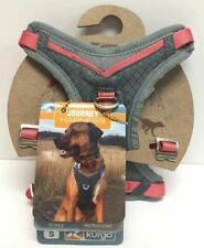 (New) Kurgo Journey Harness for Dog Pink & Gray - Small 10-25 pounds