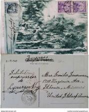A) 1909, BRAZIL, POSTAL STATIONARY, FROM PINHEIRO – PERNAMBUCO TO MISSOURI – UNI