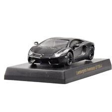 Diecast 1/64 KYOSHO Lamborghini Aventador Model Car Kids Toy Xmas Gift Black