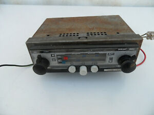 originales DDR Autoradio Radio Stern Coupe Zubehör Trabant Warburg Barkas B1000
