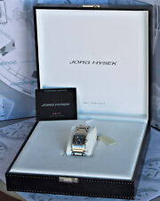 RARE watch JORG HYSEK KILADA bracelet with box and documents anchor shaped NEW