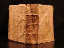 1560 Famoso Italiano Renaissance Annibale Caro,Manutius,Lorenzo de Medici Bembo