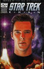 Star Trek Khan #3 Vf 2013 Stock Image