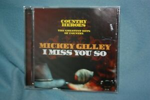 """Country Heroes """"Micky Gilly"""" - """"I Miss you so"""" CD - DYN 5238-4"""