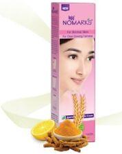 Bajaj nomarks, todo tipo de piel, claro brillante de equidad con la cúrcuma, limón, 25g