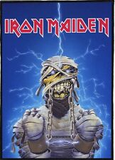 IRON MAIDEN BACKPATCH / SPEED-THRASH-BLACK-DEATH METAL