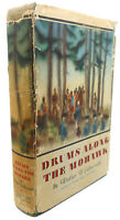 Walter D. Edmonds DRUMS ALONG THE MOHAWK  1st Edition 1st Printing