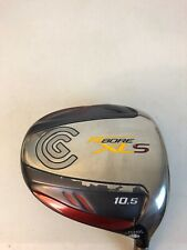 *NICE* Cleveland Hibore XLS Driver 10.5* Fujikura Fit On Gold Regular + HC #3017