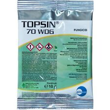 Fungicide TOPSIN 70WDG Thiofanate Methyl 70% For Fruit trees, Vegetables