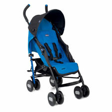 *NO ORIGINAL PACKAGING* Chicco Baby Child Echo Stroller Pushchair In Power Blue