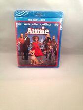 Annie Blu-Ray DVD New in Shrinkwrap