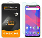 [2-Pack] Supershieldz Tempered Glass Screen Protector for BLU VIVO XL4