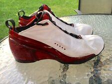 Nike Air Zoom Ultraflight White / RED Gary Payton 305515-161 Men's SZ 15.5