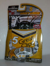 #5 KASEY KAHNE GREAT CLIPS WAVE-7 CHEVY SS 2017 NASCAR AUTHENTICS 1/64 NEW