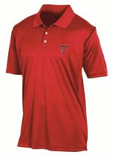 "Texas Tech Red Raiders Champion NCAA ""Playclock"" Performance Polo Shirt"