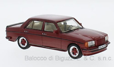 Mercedes W123 Amg 1980 Dark Red 1:43 Model NEO SCALE MODELS