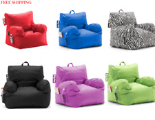 XL Big Joe Milano Bean Bag Chair, Multiple Colors Comfort For Kids