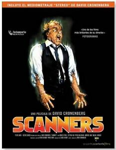 Scanners  - DVD