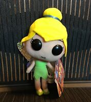 FUNKO Pop Plushies TINKER BELL New With Tags