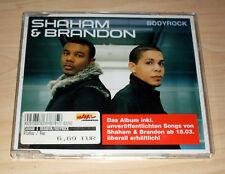 CD Maxi-Single - Shaham & Brandon - Bodyrock