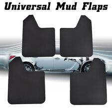 Set of 4 Rally Armor Basic Universal Mud Flaps Pickup Van Truck for Ford F150